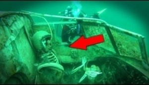 Video: 5 Bizarre Things Found Underwater Nobody Can Explain!